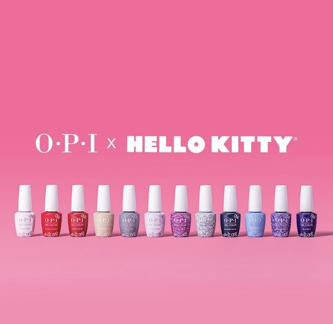 Świąteczna kolekcja Hello Kitty